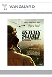 Injury Slight... Please Advise
