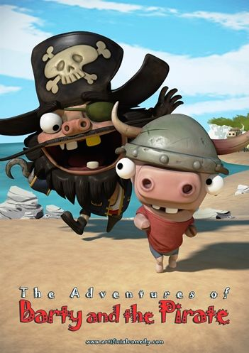 The Adventures of Barty and the Pirate