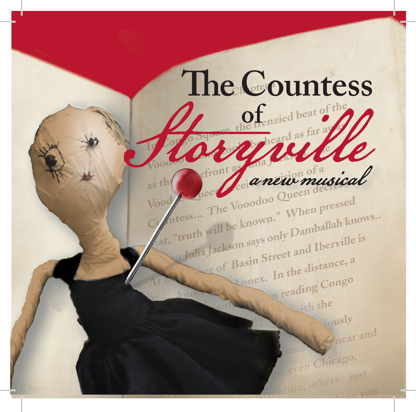 The Countess of Storyville, the Musical - 2014 Workshop