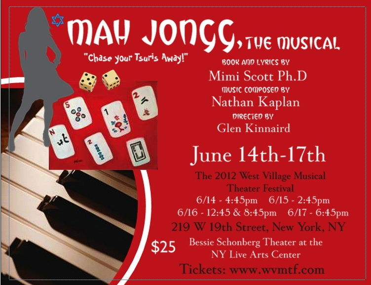 Mah Jongg, The Musical
