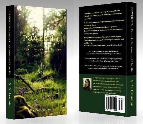 Saga POWERFUL - Tome 1