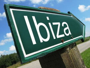 We're going to Ibiza