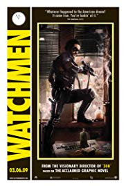 Watchmen Focus Point: Rorschach's Mask