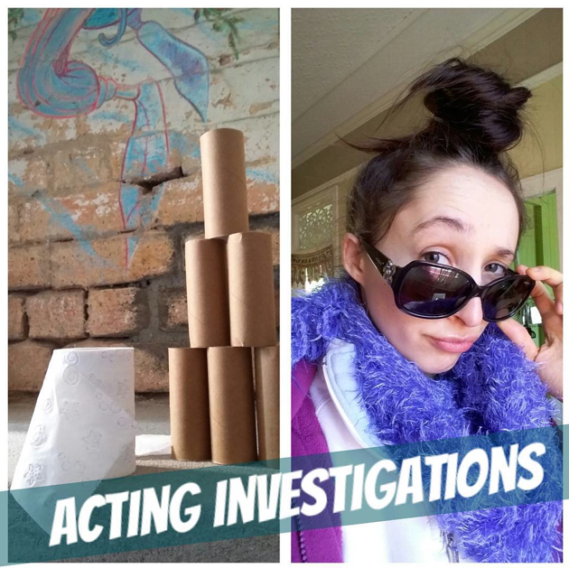 Acting Investigations