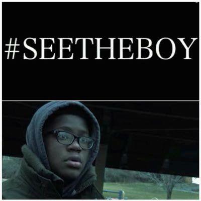 #SeeTheBoy