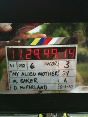 My Alien Mother