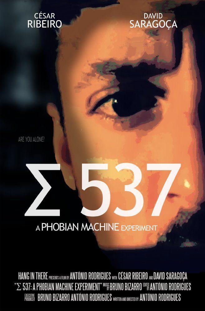 E 537: A Phobian Machine Experiment