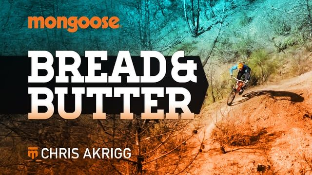 Chris Akrigg - Bread and Butter