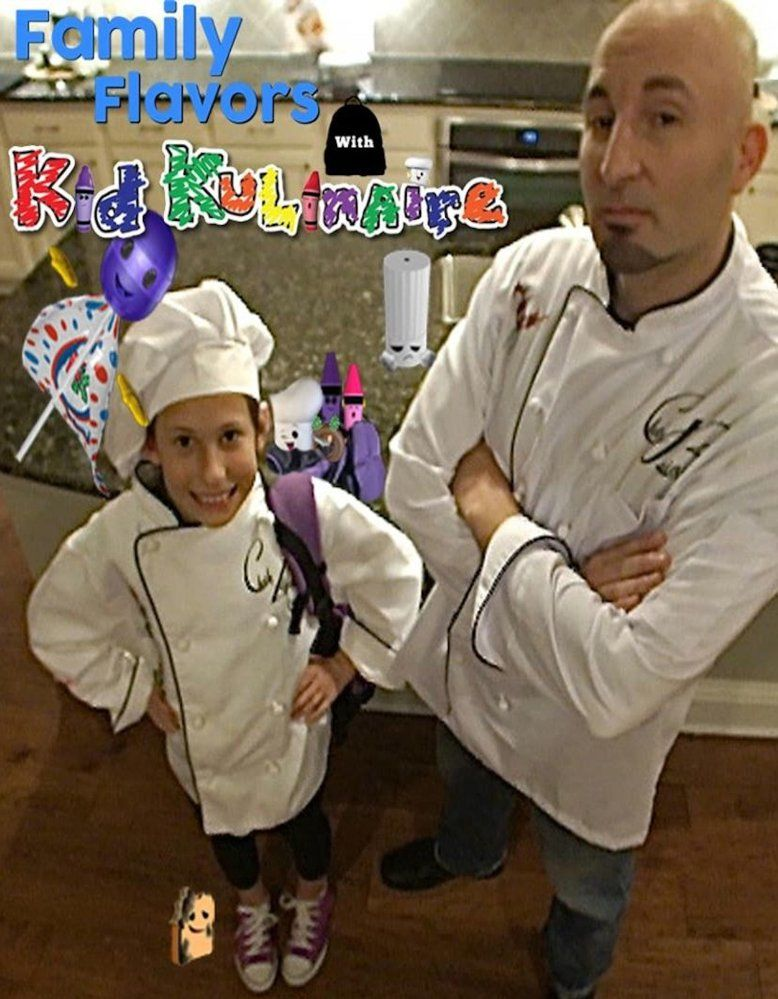 Family Flavors with Kid Kulinaire
