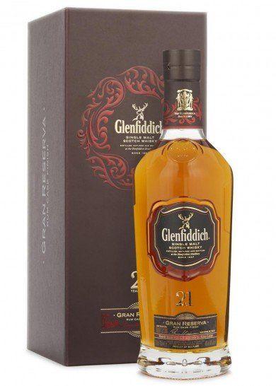 Glenfiddich 21yo Whisky ad campaign