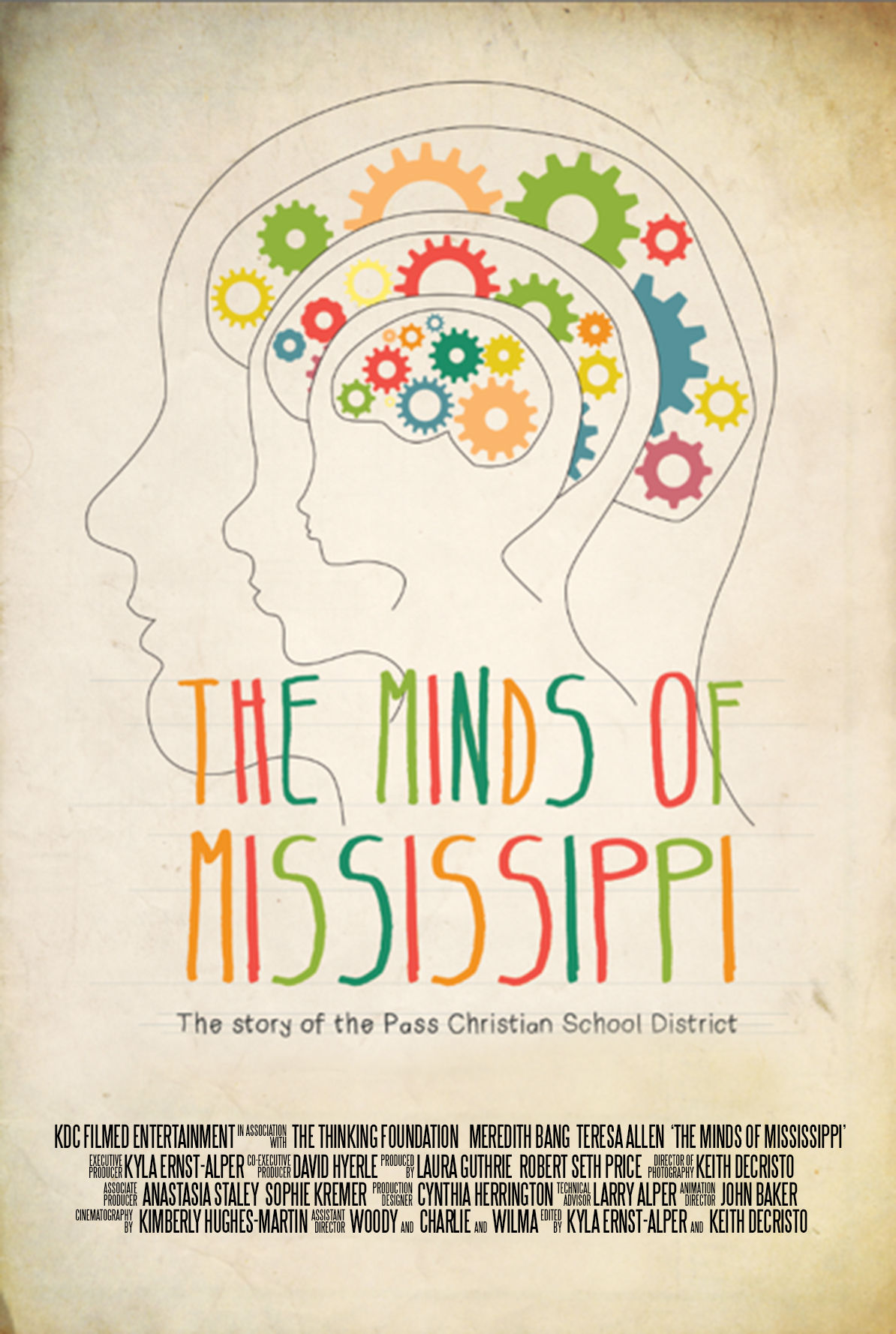 The Minds of Mississippi: The Story of the Pass Christian School District