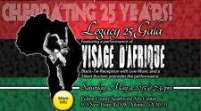 Visage d'Afrique-Legacy 25