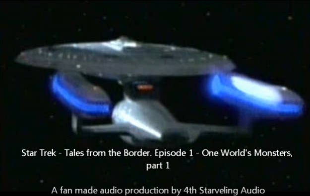 Star Trek: Tales From the Border