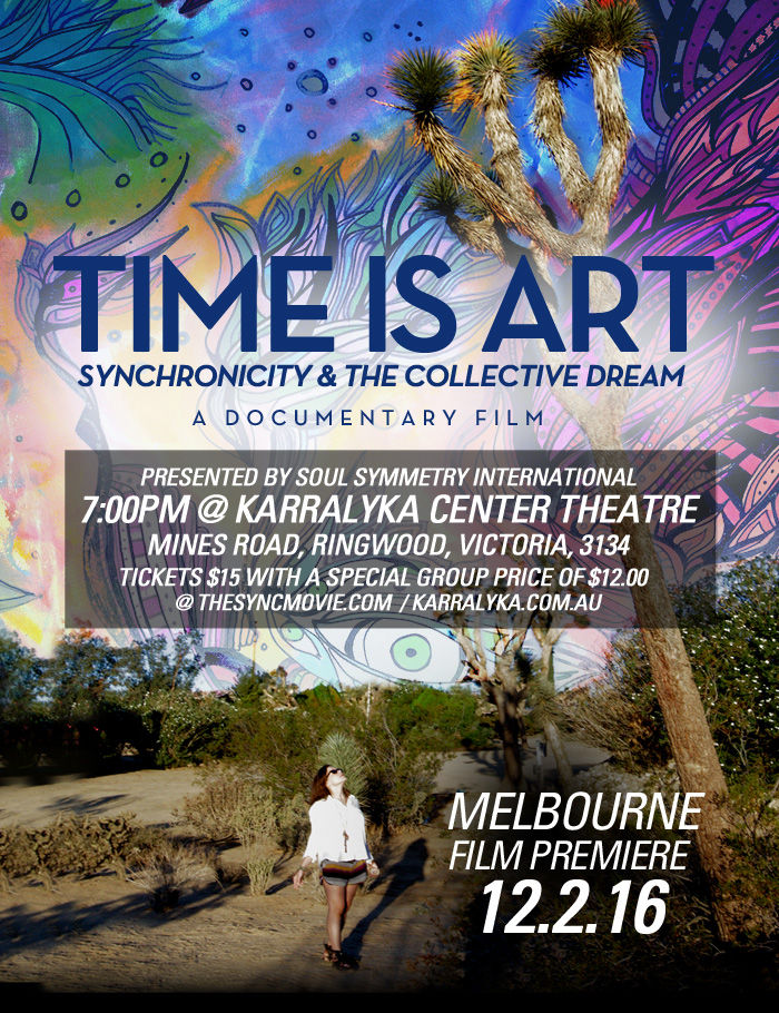 Time is Art