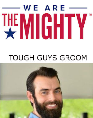 We Are the Mighty: Tough Guys Groom