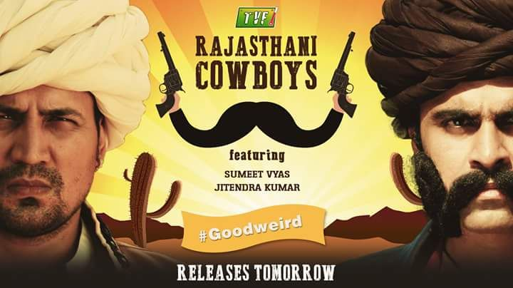 TVF's Rajasthani Cowboys