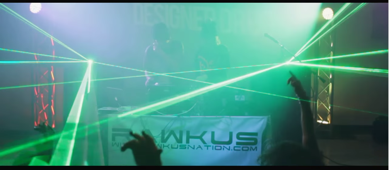 DESIGNER DRUGS at RAWKUS