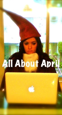 All About April