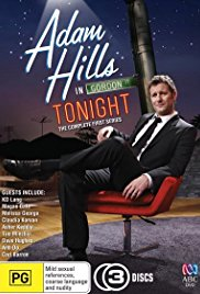 Adam Hills in Gordon St Tonight