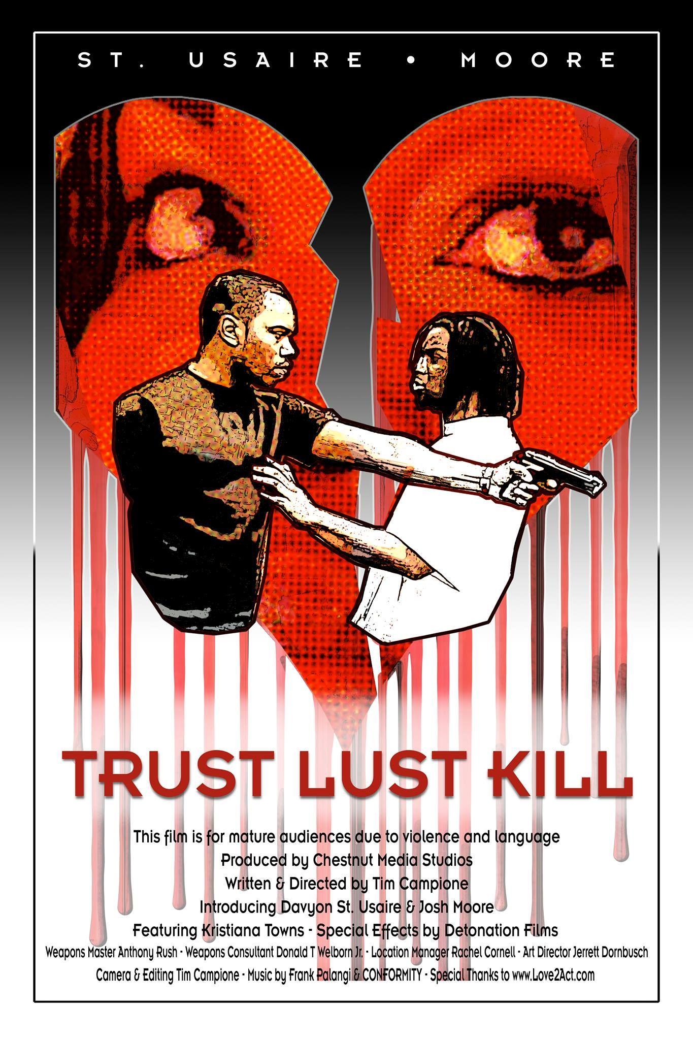 Trust Lust Kill