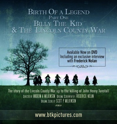Birth of a Legend: Billy the Kid & The Lincoln County War