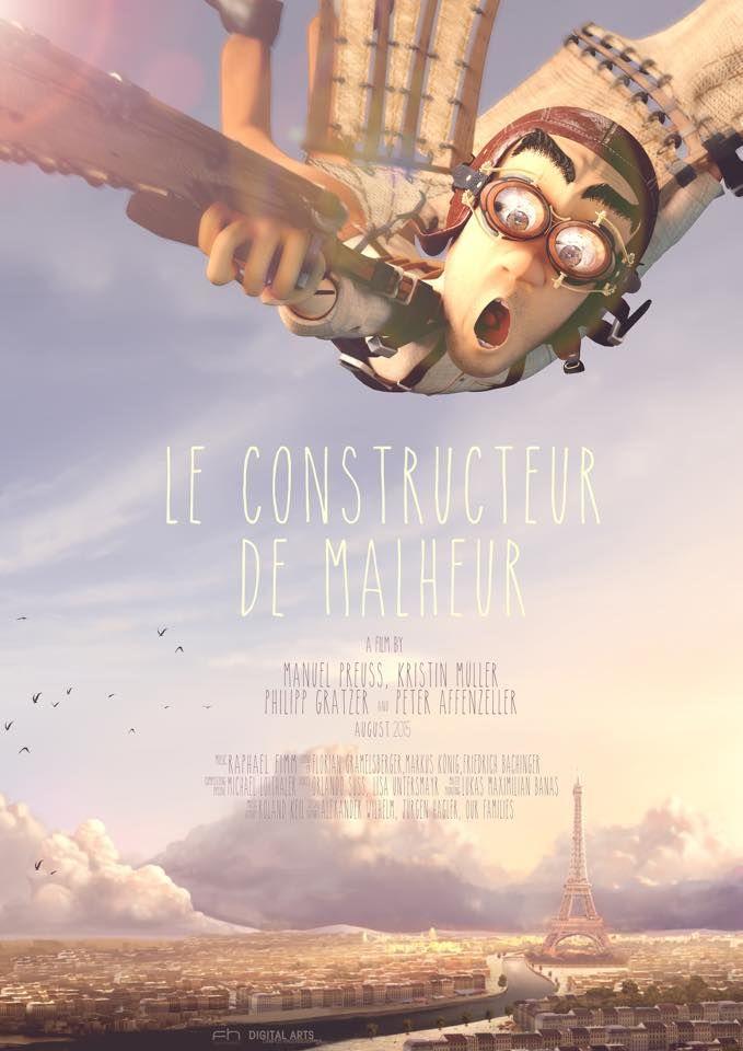 Le Constructeur de Malheur