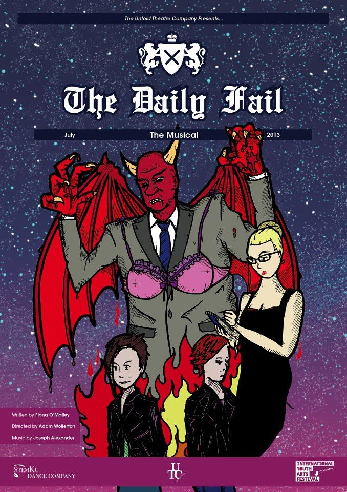 The Daily Fail:The Musical!