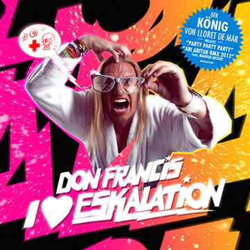 Don Francis - I love Eskalation/ Album