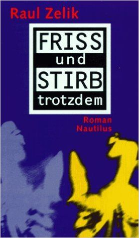 "Staging of the novel by Raul Zelik ""Friss und stirb trotzdem"""