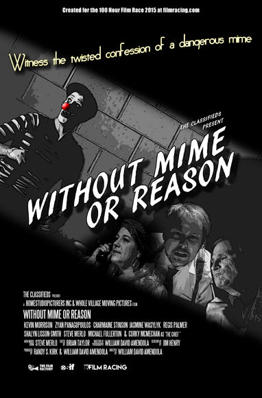Without Mime or Reason