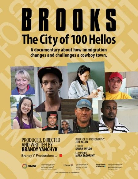 Brooks: The City of 100 Hellos