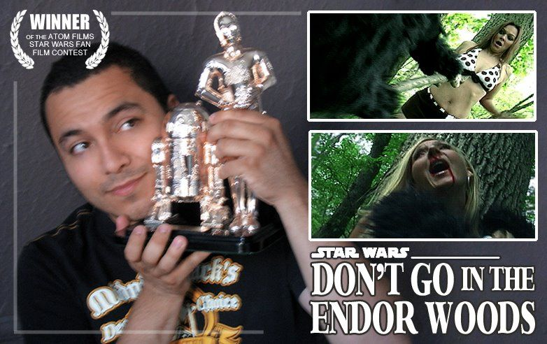 Star Wars: Don't Go in the Endor Woods