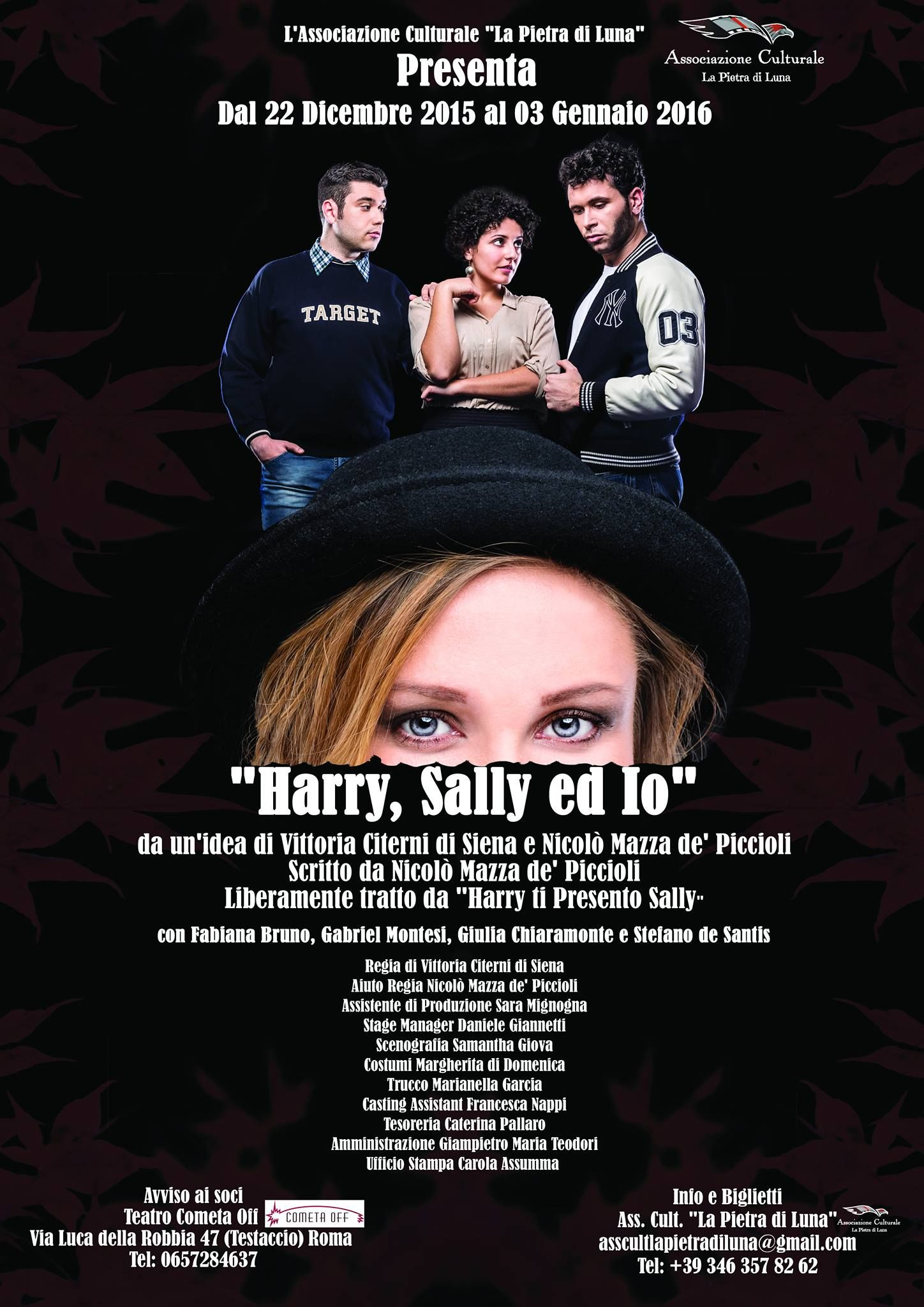 "Theatre Play ""Harry, Sally and I"""