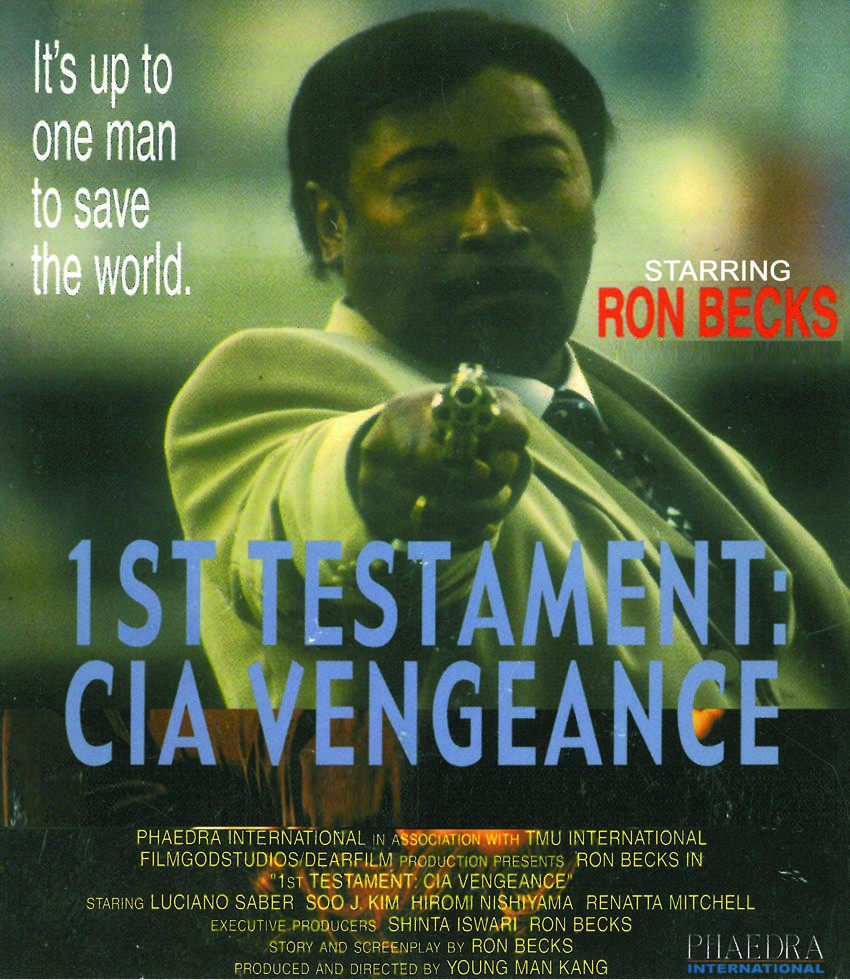 1st Testament CIA Vengeance