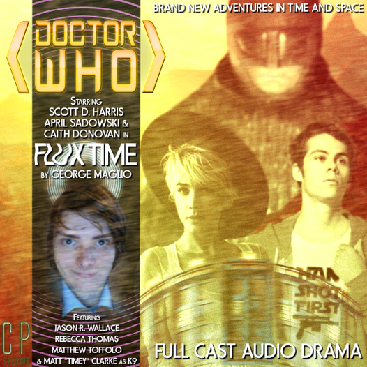 "Doctor Who - ""Flux TIme"""