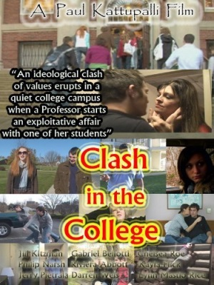 Clash in the College