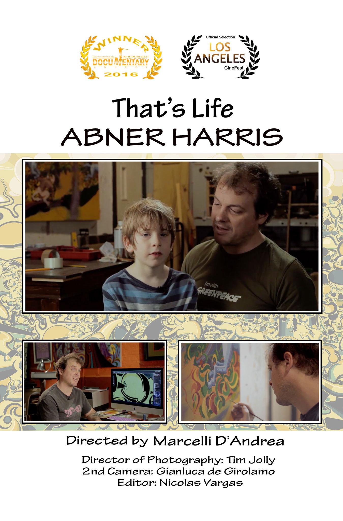 That's Life - Abner Harris