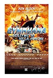 Gymkhana 4: The Hollywood Megamercial