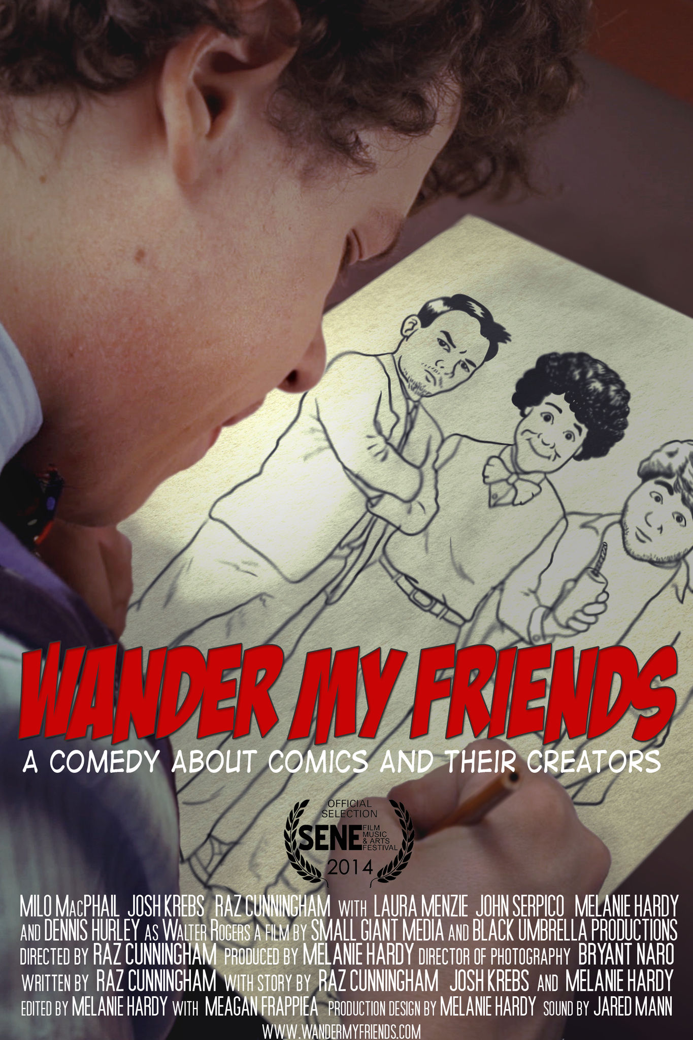 Wander My Friends