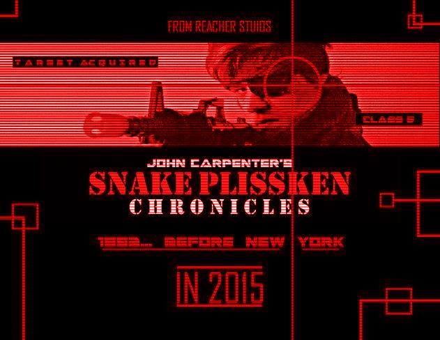 Snake Plissken Chronicles (Pre-Production)