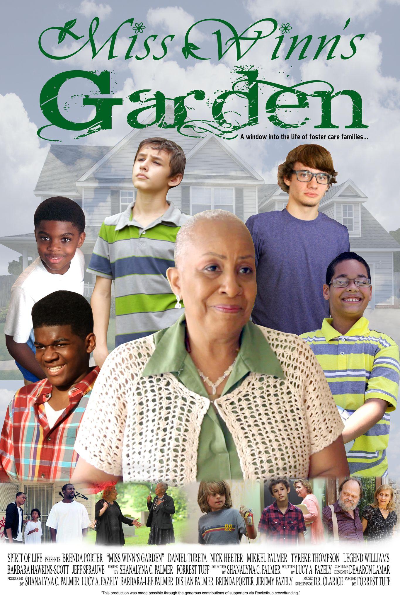Miss Winn's Garden