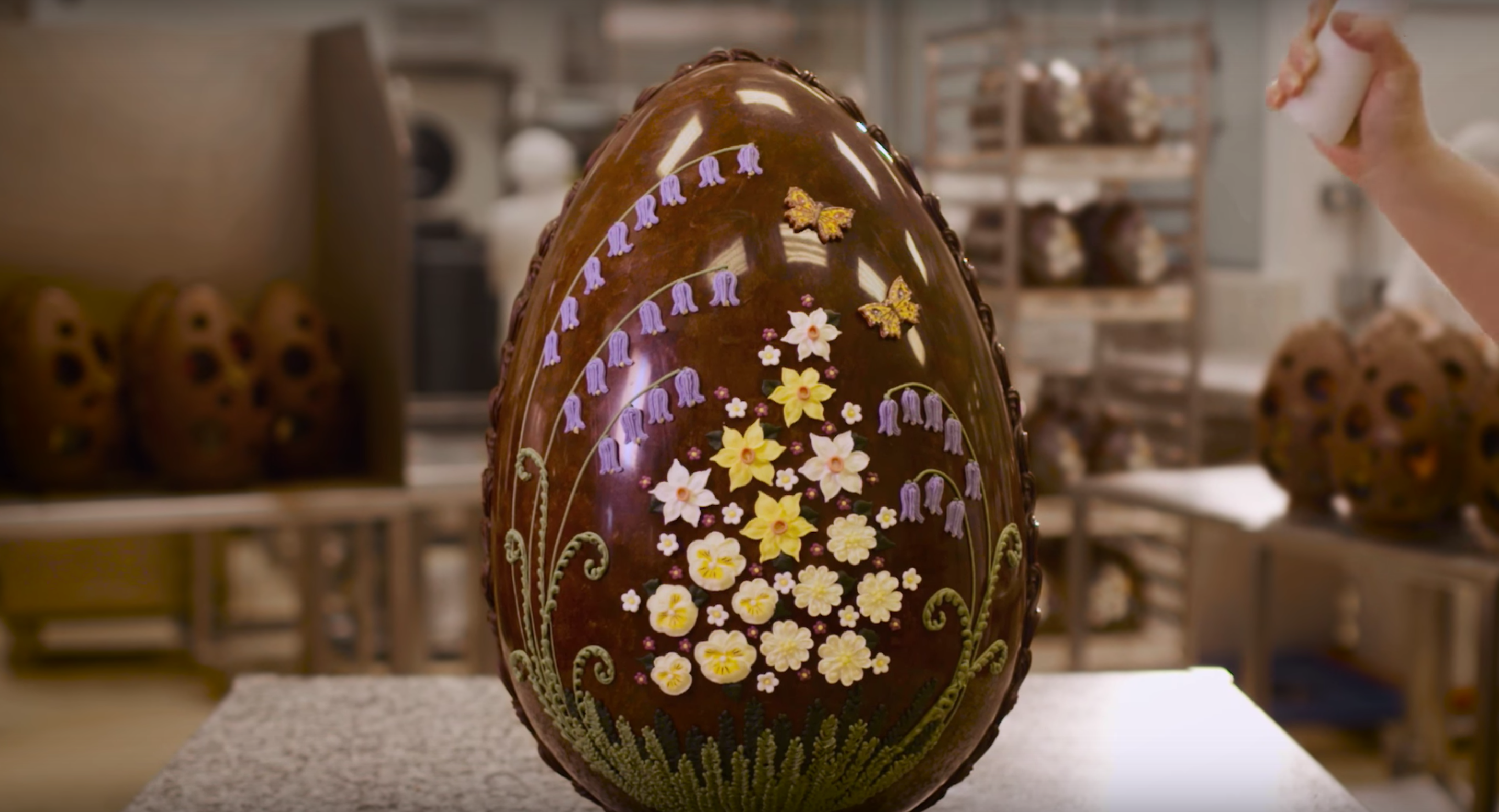 Bettys Imperial Egg