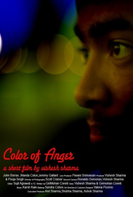 Color of Anger