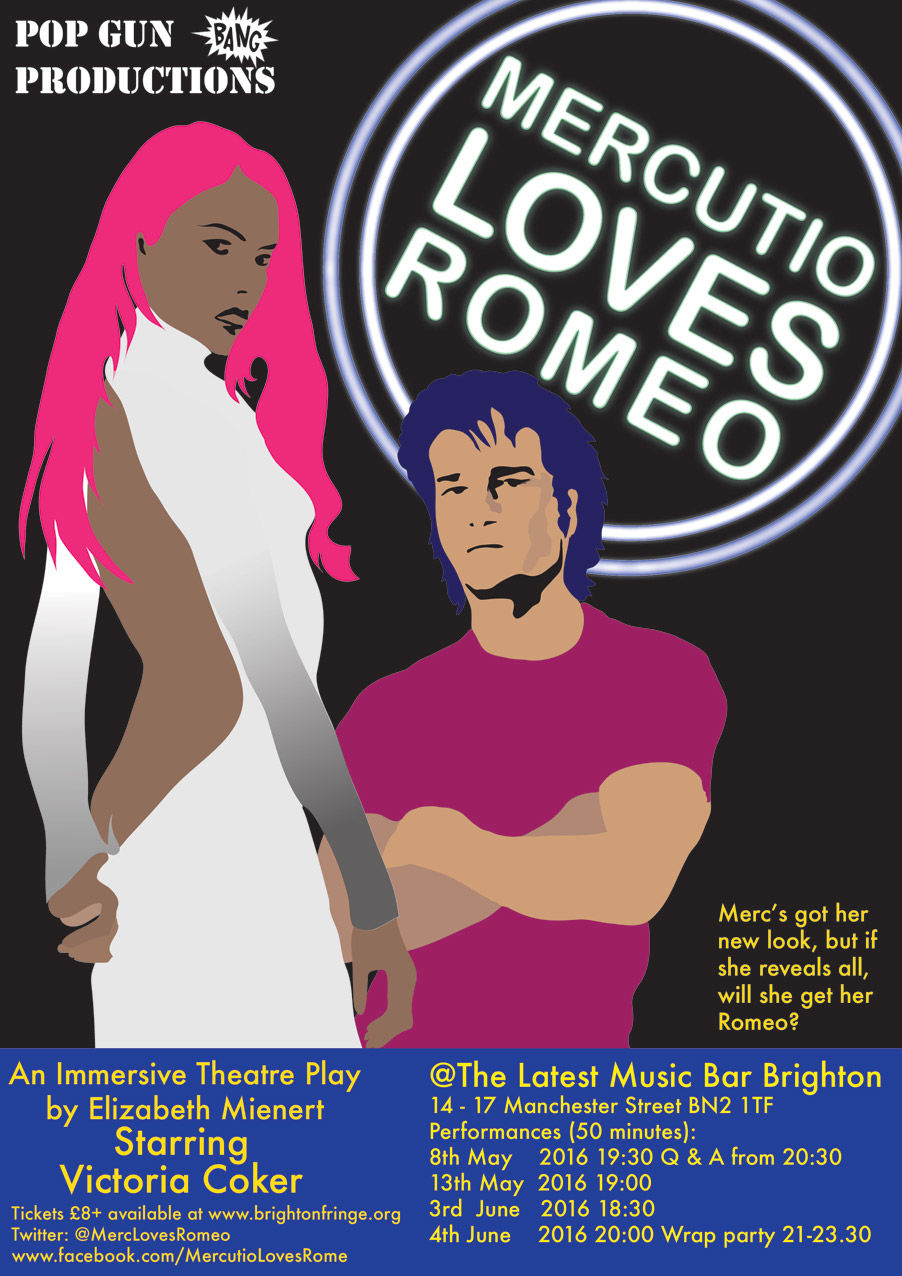 Mercutio Loves Romeo