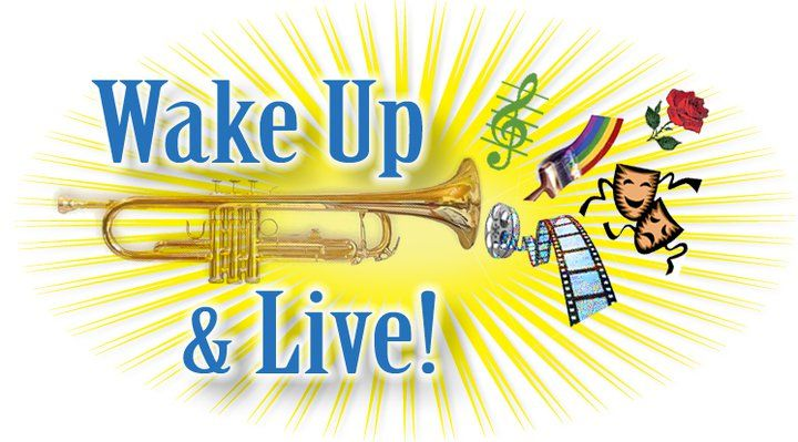 Wake up and live with the arts show