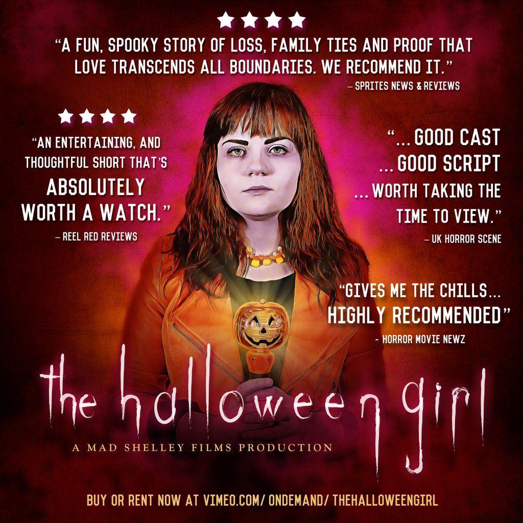 The Halloween Girl
