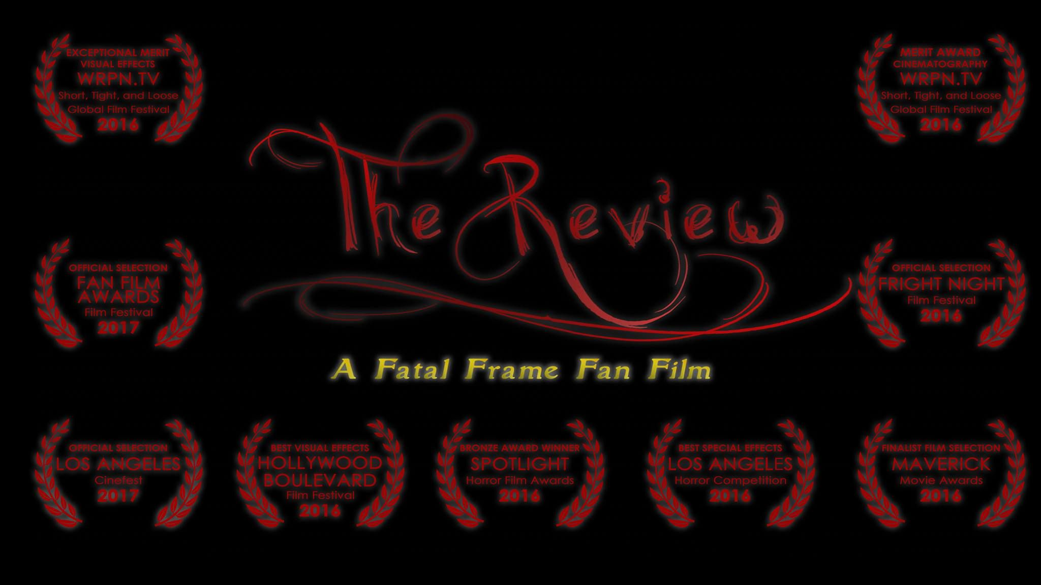 The Review - A Fatal Frame Fan Film