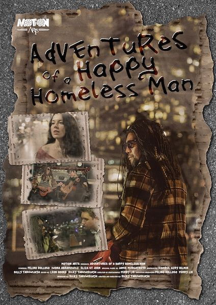 Adventures of a Happy Homeless Man