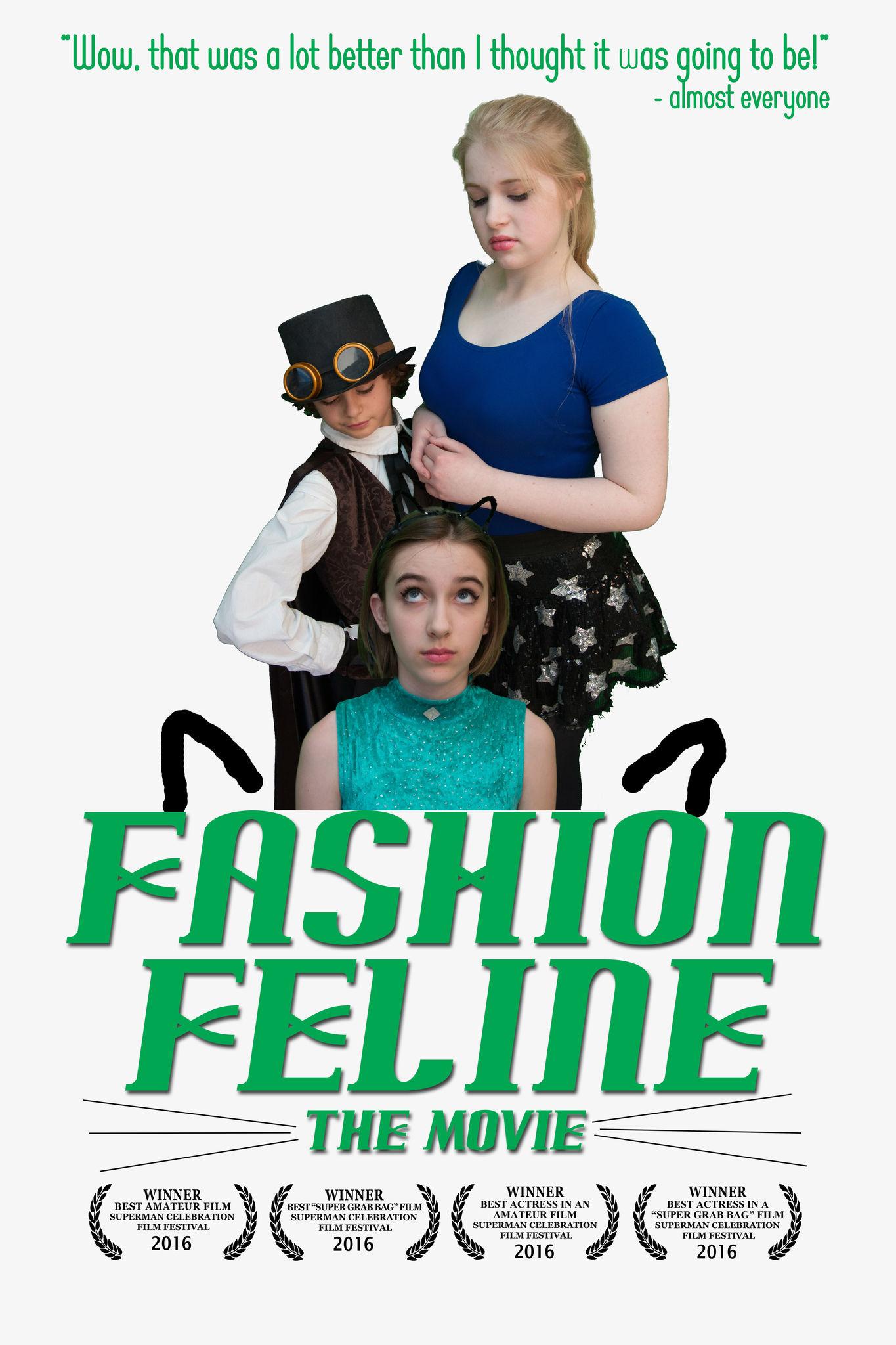 Fashion Feline