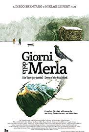 Giorni della Merla - Days of the Blackbird
